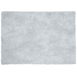 Tapis rectangle 120 x 170 cm tisse uni palace Gris