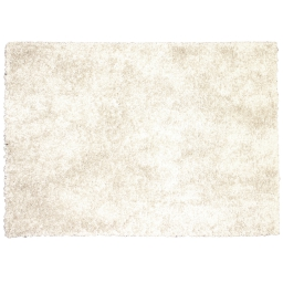 Tapis rectangle 120 x 170 cm tisse uni palace Naturel