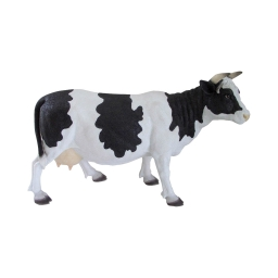 vache polyresine 19.5*56*h38.5 cm
