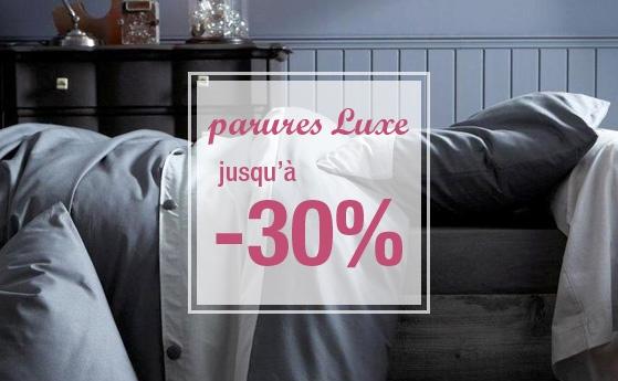 Parures Luxe -30%